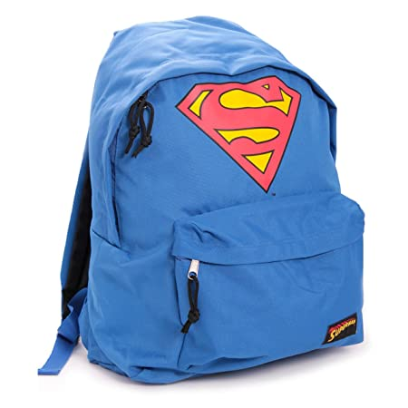 Superman Logo DC Sac à dos