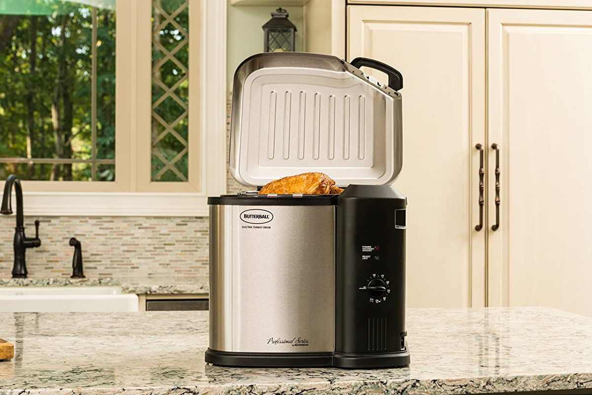 Butterball 23010115 8L Electric Fryer