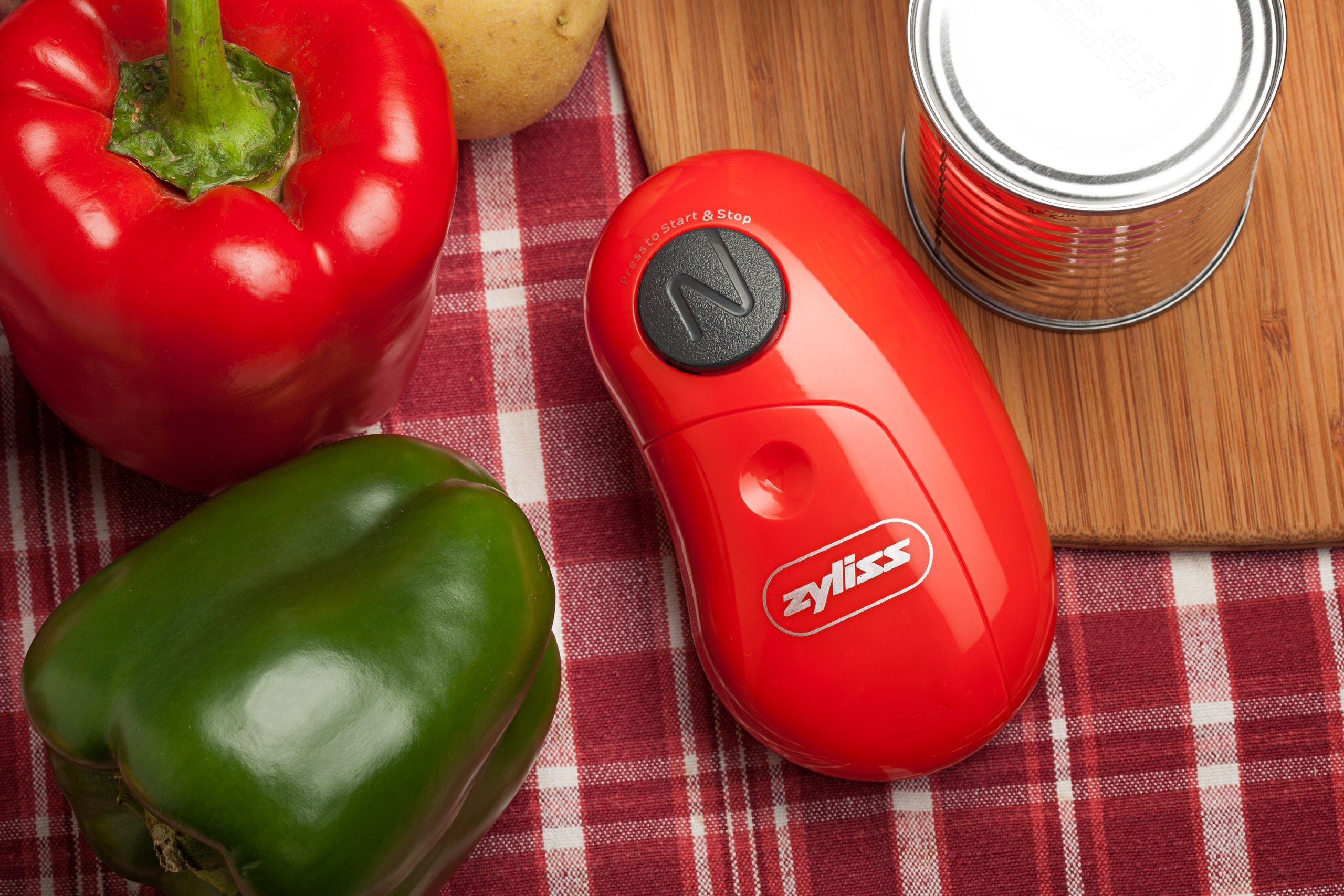 Zyliss EasiCan Electric Can Opener image