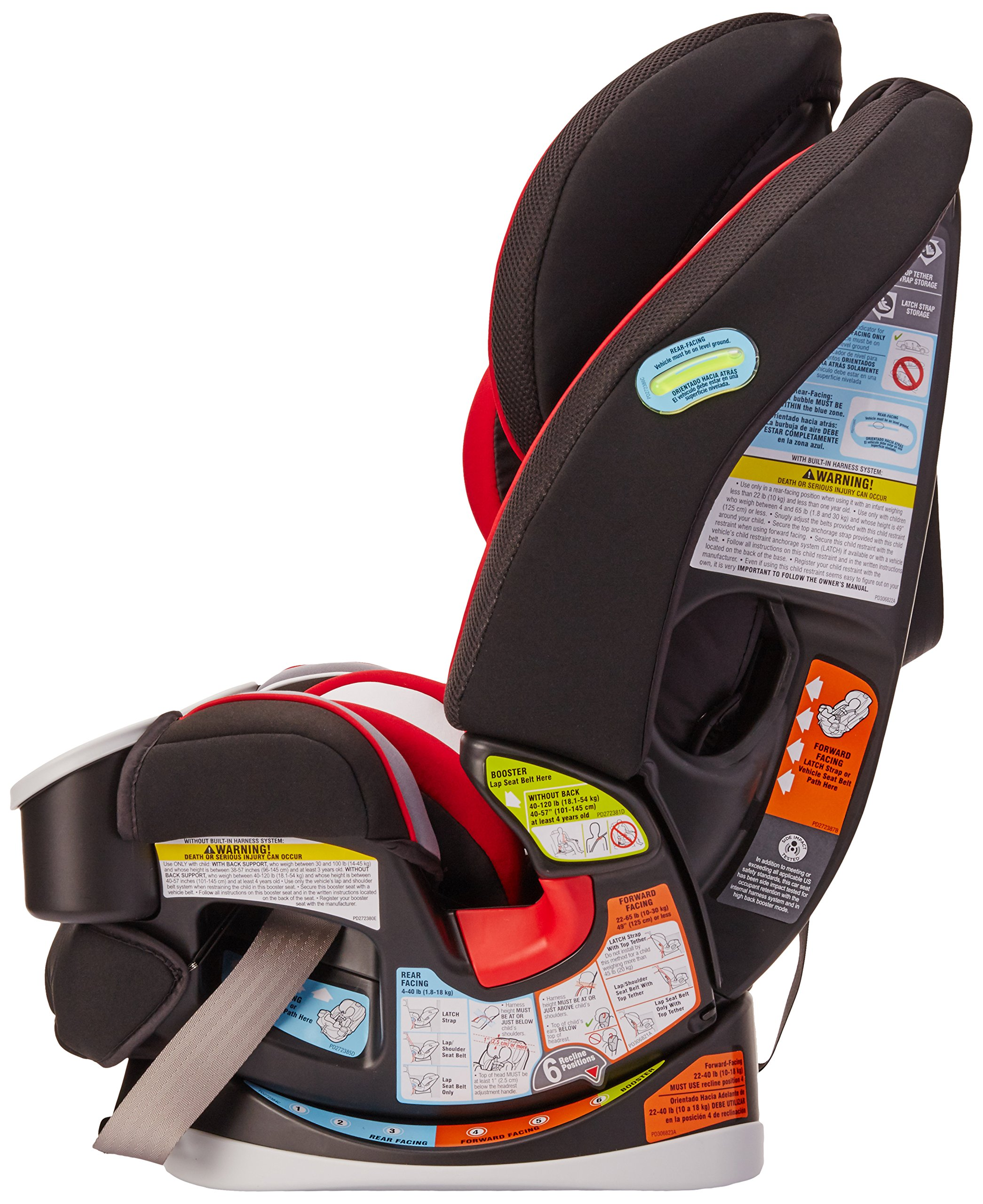 Graco All In One Ever Car Seat Replacement Parts