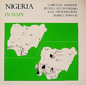 Nigeria in Maps