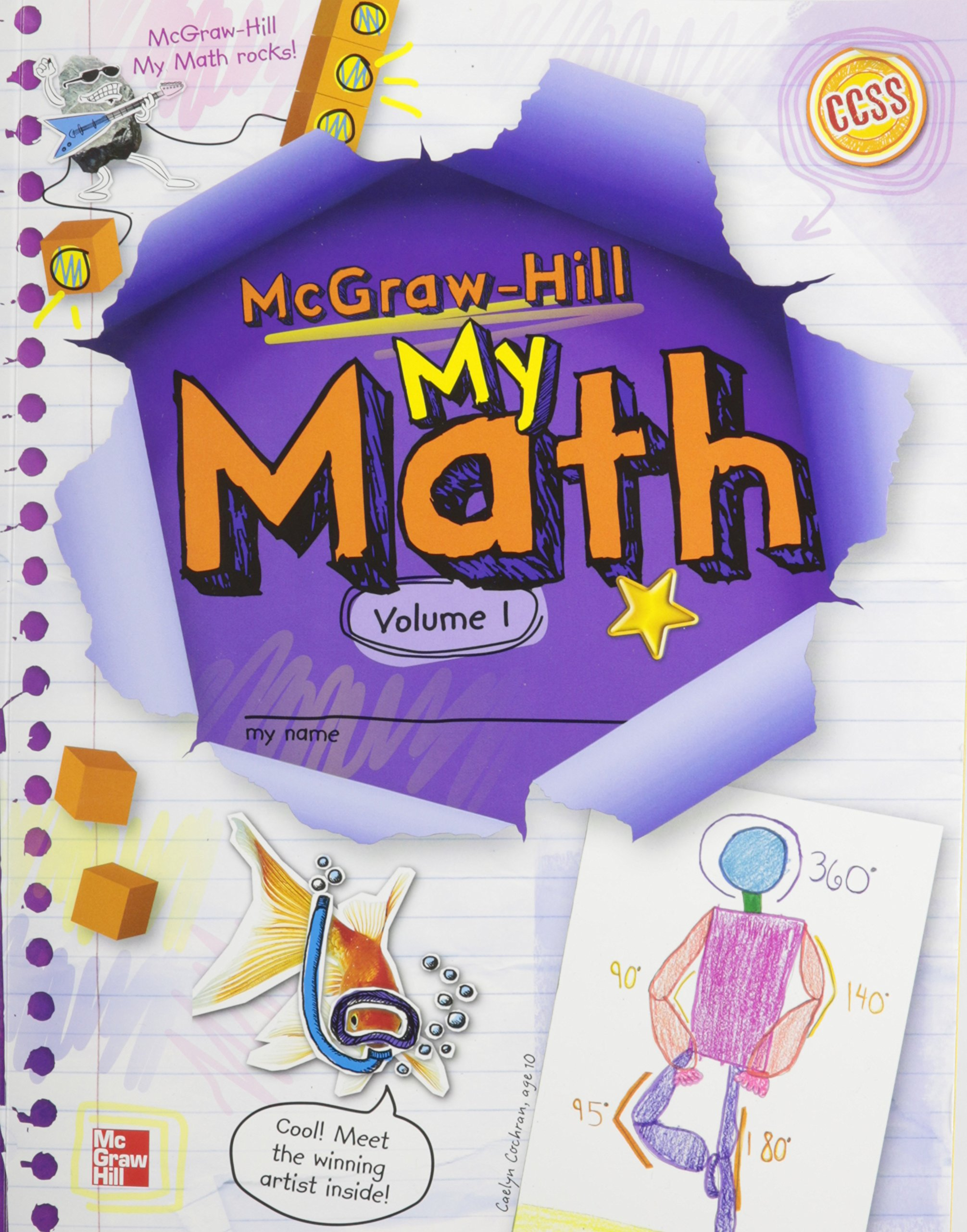 Buy McGrawHill My Math Grade 5 Book Online at Low Prices in – Mcgraw Hill Math Worksheets