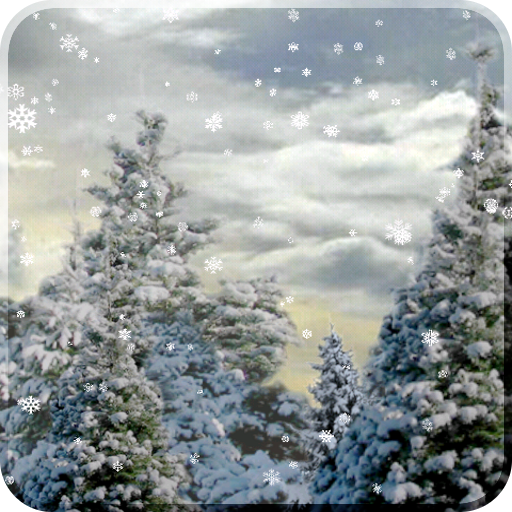 snowfall live wallpaper appstore for android