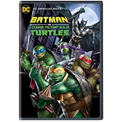 Batman vs Teenage Mutant NinjaTurtles 2019