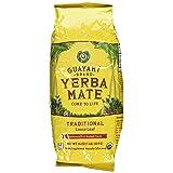 Guayaki Traditional Organic Yerba Mate, Loose Tea, 16 Ounce (Tamaño: 16)