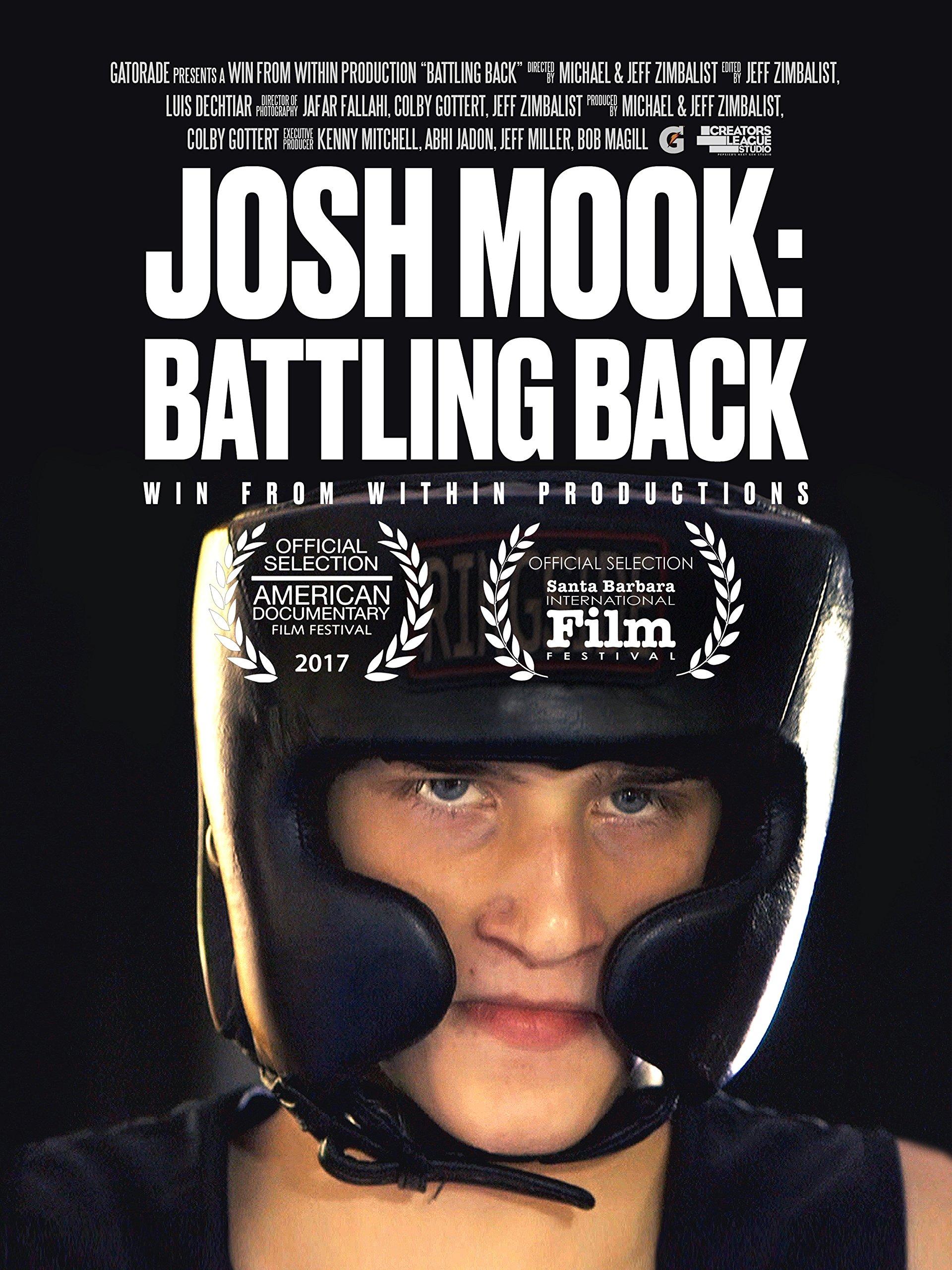 Josh Mook: Battling Back