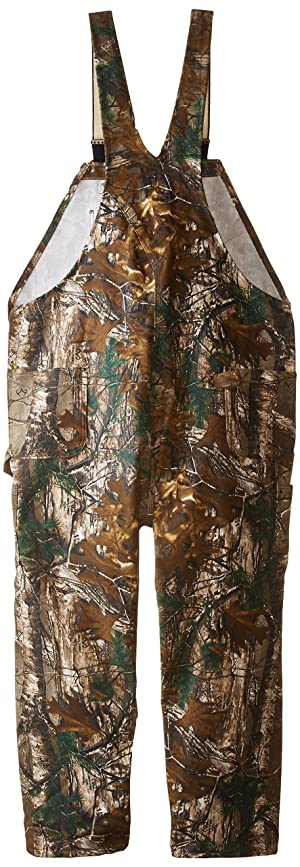 Carhartt Men's Big & Tall Quilt Lined Camo Bib Overalls,Realtree Xtra,X-Large Tall (Color: Realtree Xtra, Tamaño: X-Large Tall)