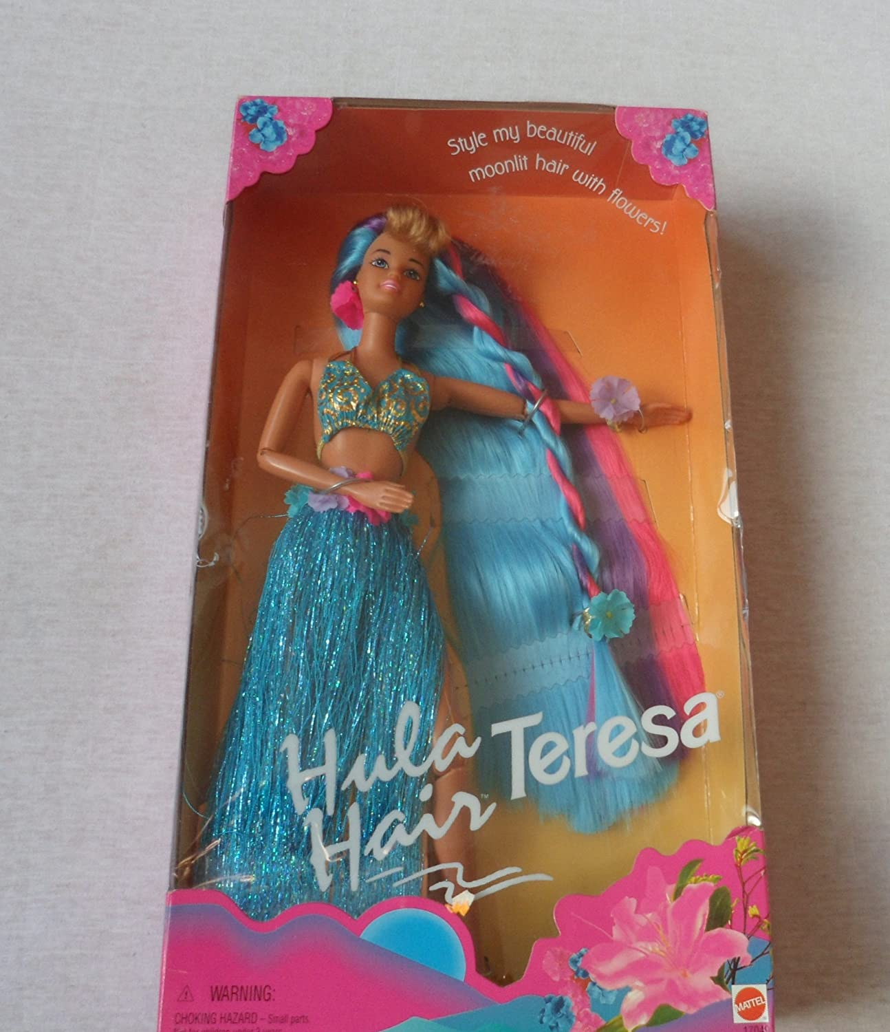 Hula Hair Barbie (Teresa)1996 günstig
