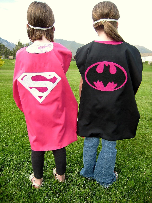 Reversible Supergirl Batgirl
