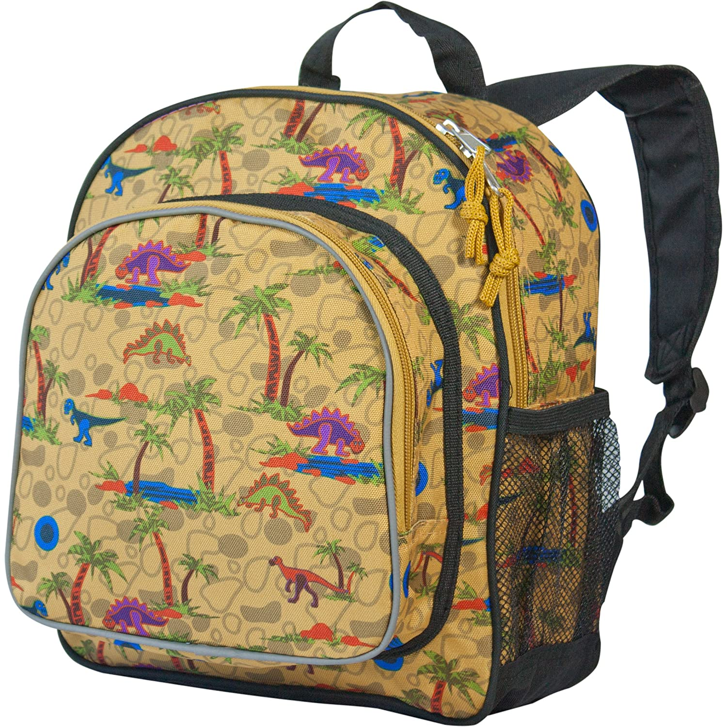 Wildkin Toddler Pack 'n Snack Backpack Dinosaurs