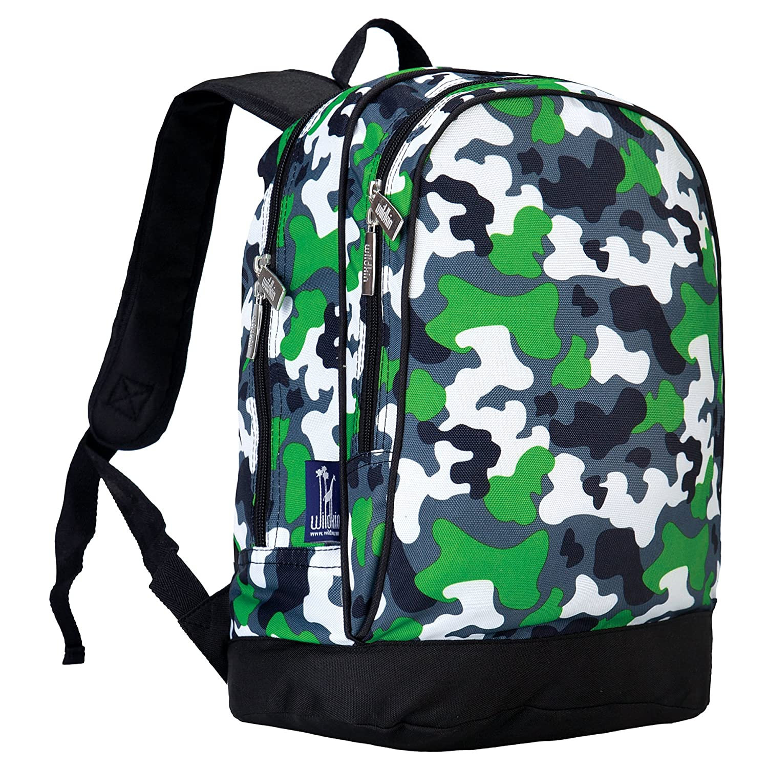 Wildkin Ashley Collection Camo Sidekick Backpack