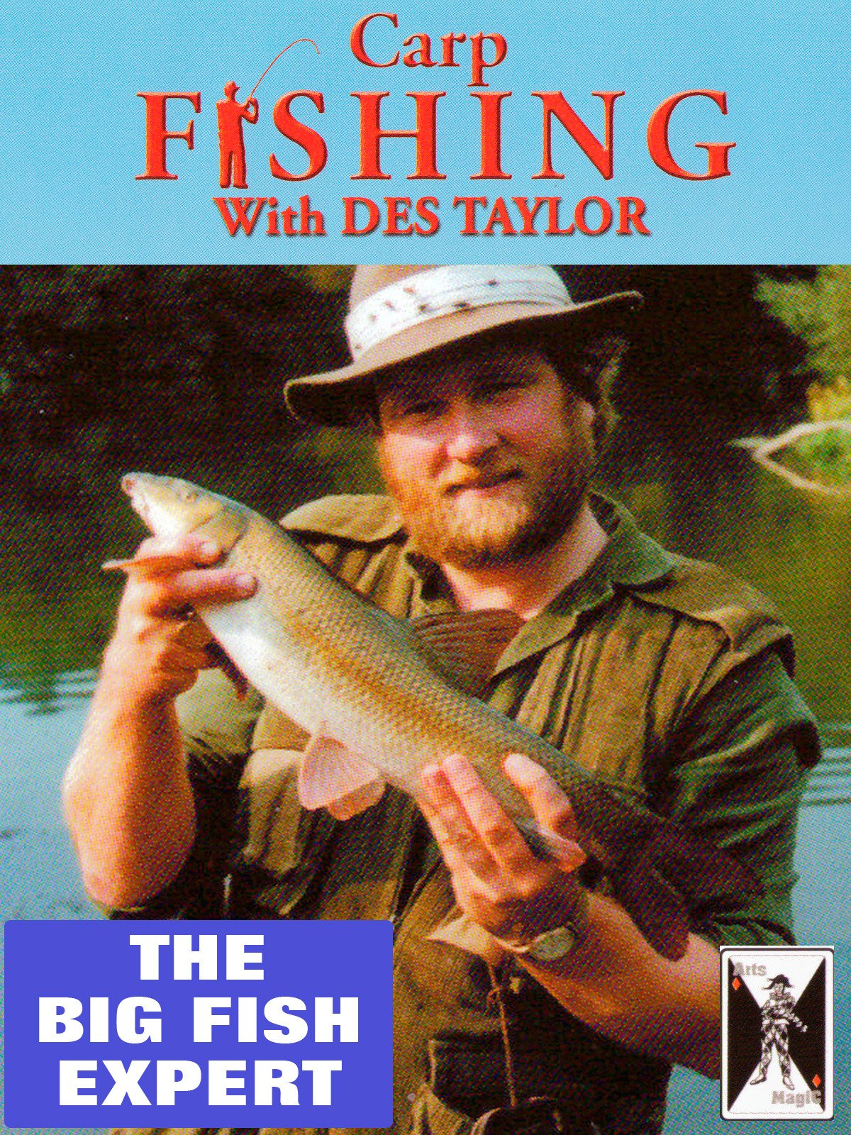 Carp Fishing with Des Taylor