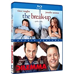 Vince Vaughn Double Feature: The Break-Up & Dilemma [Blu-ray]