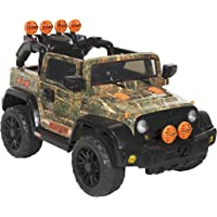 Dynacraft Surge Camo 6V Ride-On