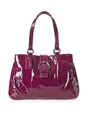 Coach Patent Shoulder Bag 92