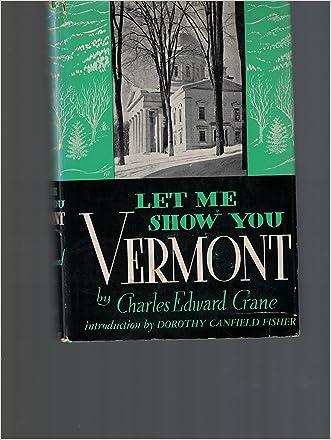 Let me show you Vermont,
