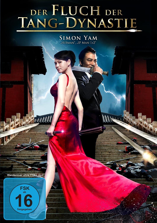 Der Fluch der Tang-Dynastie, DVD