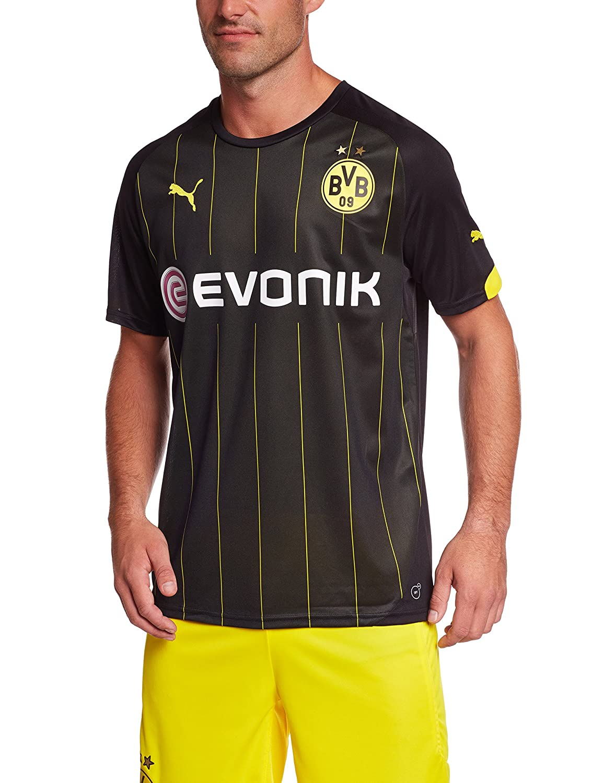 PUMA Herren Trikot BVB Away Replica Shirt