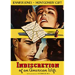 Indiscretion of an American Wife (Special Edition)