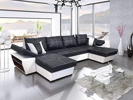 """'sofá Tivoli """"U con dormir función. Esquina sofá sofá Modern"""