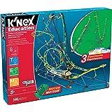 K'NEX Education ? STEM Explorations: Roller Coaster Building Set – 546 Pieces – Ages 8+ Construction Education Toy