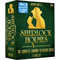 Sherlock Holmes: The Complete Series on Blu-ray