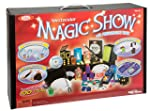 Ideal Poof Slinky Ideal Spectacular Magic Show Suitcase with Instructional DVD