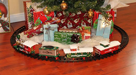 10 Best Christmas Train Sets for Kids of All Ages cover image