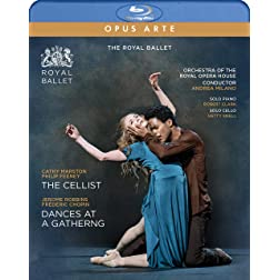 The Cellist [Blu-ray]