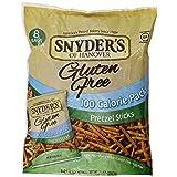 Snyder's of Hanover Gluten Free Pretzels Multipack, 100 Calorie, 7.2 Ounce (Tamaño: 7.2 Ounce)