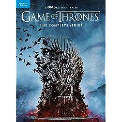 Game of Thrones: Complete Series (Digital Copy+BD) [Blu-ray]