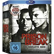 Post image for Prison Break – Die komplette Serie [24 Blu-rays] für 54€ *UPDATE*