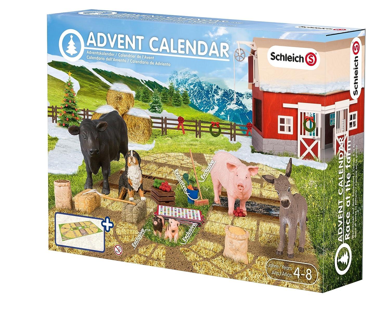 Schleich 97052 – Adventskalender Bauernhof 2015 günstig online kaufen