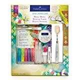 Faber-Castell Exploring Mixed Media for Beginners - Tropical (Color: Tropical)