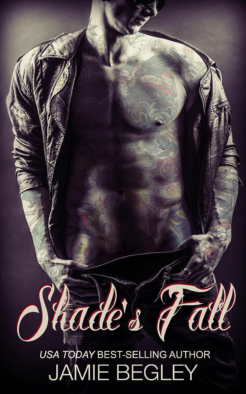 Shade's Fall (The Last Riders Book 4) - Jamie Begley
