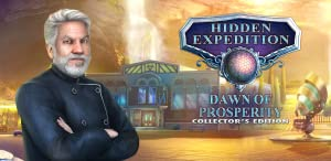 Hidden Expedition: Dawn of Prosperity Collector's Edition from Big Fish Games