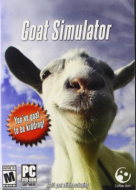 GoatSimulator v1.4.52898.4 DLC Cracked-3DM Download Yükle İndir