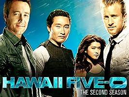 Hawaii Five-0 Staffel 2