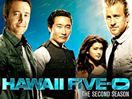 Hawaii Five-0 Staffel 2