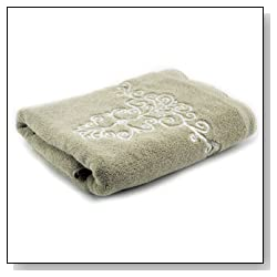 Lenox Embroidered Bath Towel