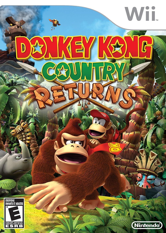 Nintendo Donkey Kong Country Returns at Sears.com