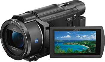 Sony FDR-AX53/B 4K Flash Memory Camcorder