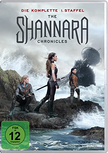 The Shannara Chronicles - Die komplette 1.Staffel [4 DVDs]