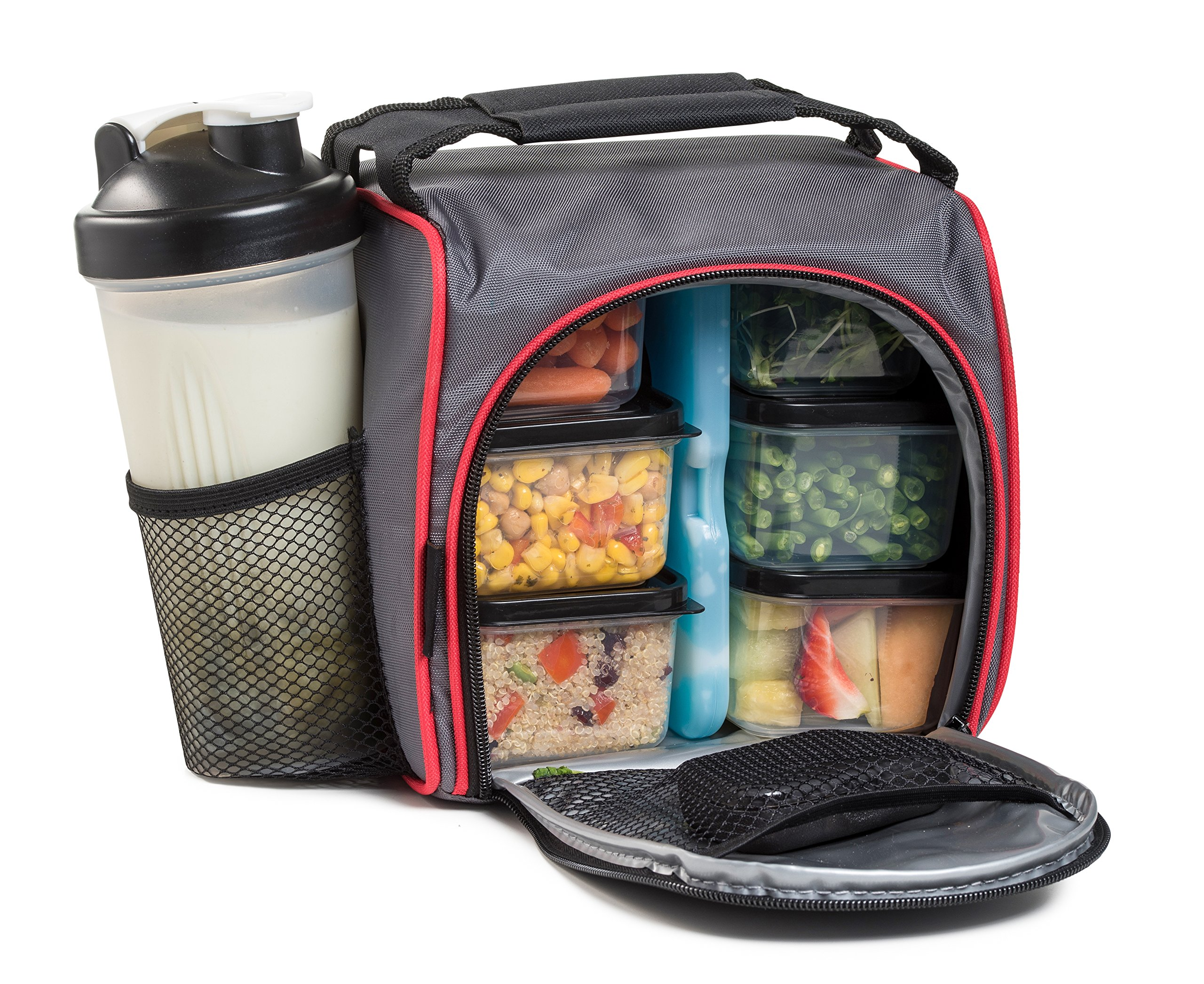 Meal Prep Portion Control Lunch Bag