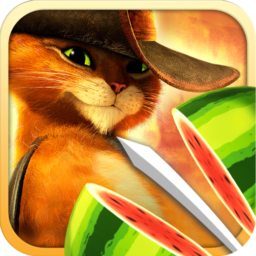 Fruit Ninja: Puss in Boots v1.0
