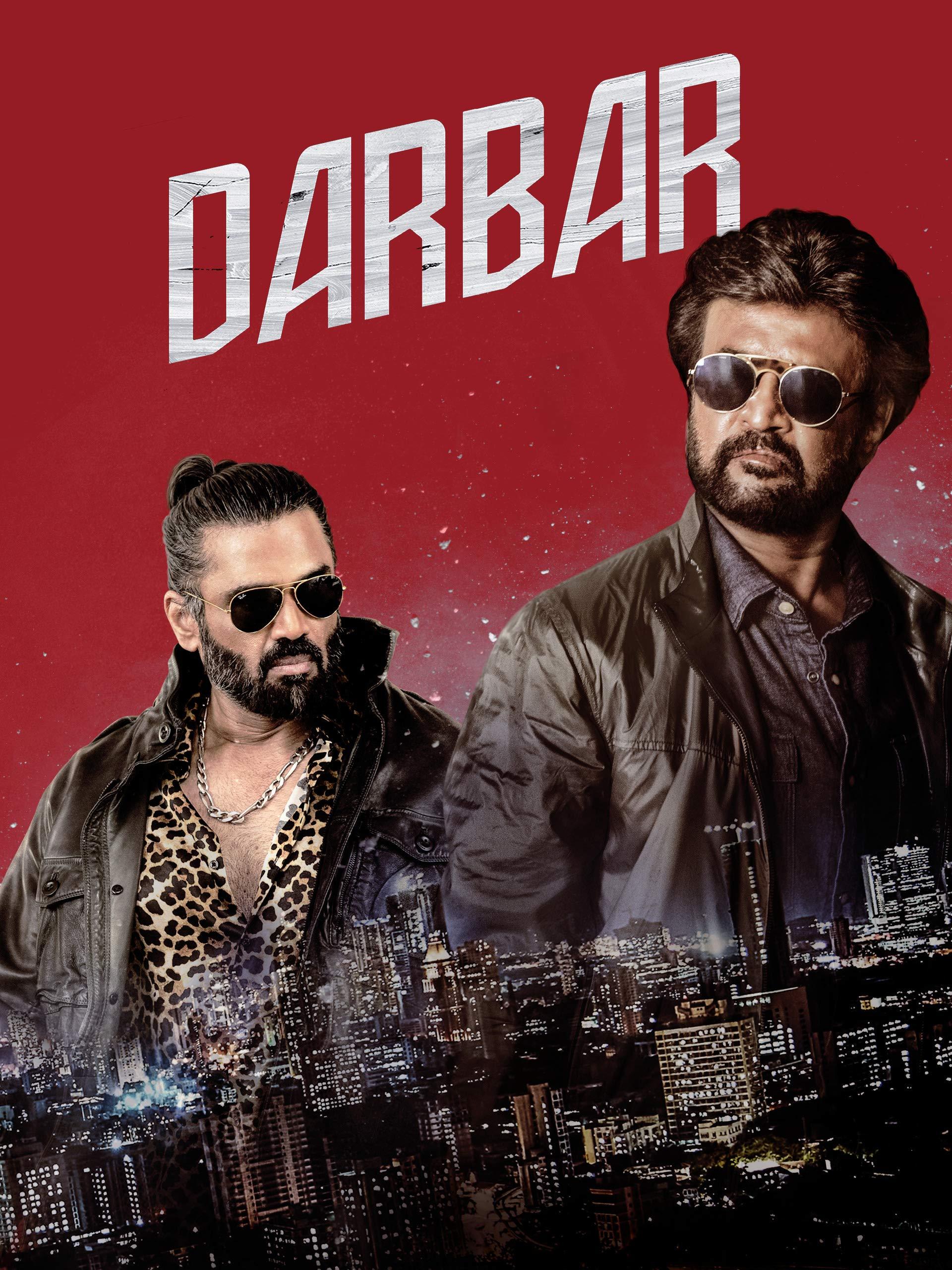 Darbar (Malayalam) (4K UHD)