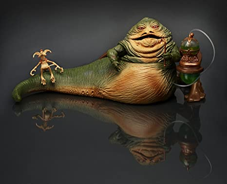 Hasbro - Star Wars - Jabba the Hut / Black Series - Exklusive San Diego Comic Con 2014 - Limited Edition