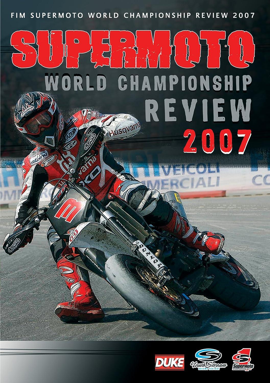 Supermoto World Championship Review 2007 [DVD] [2007]