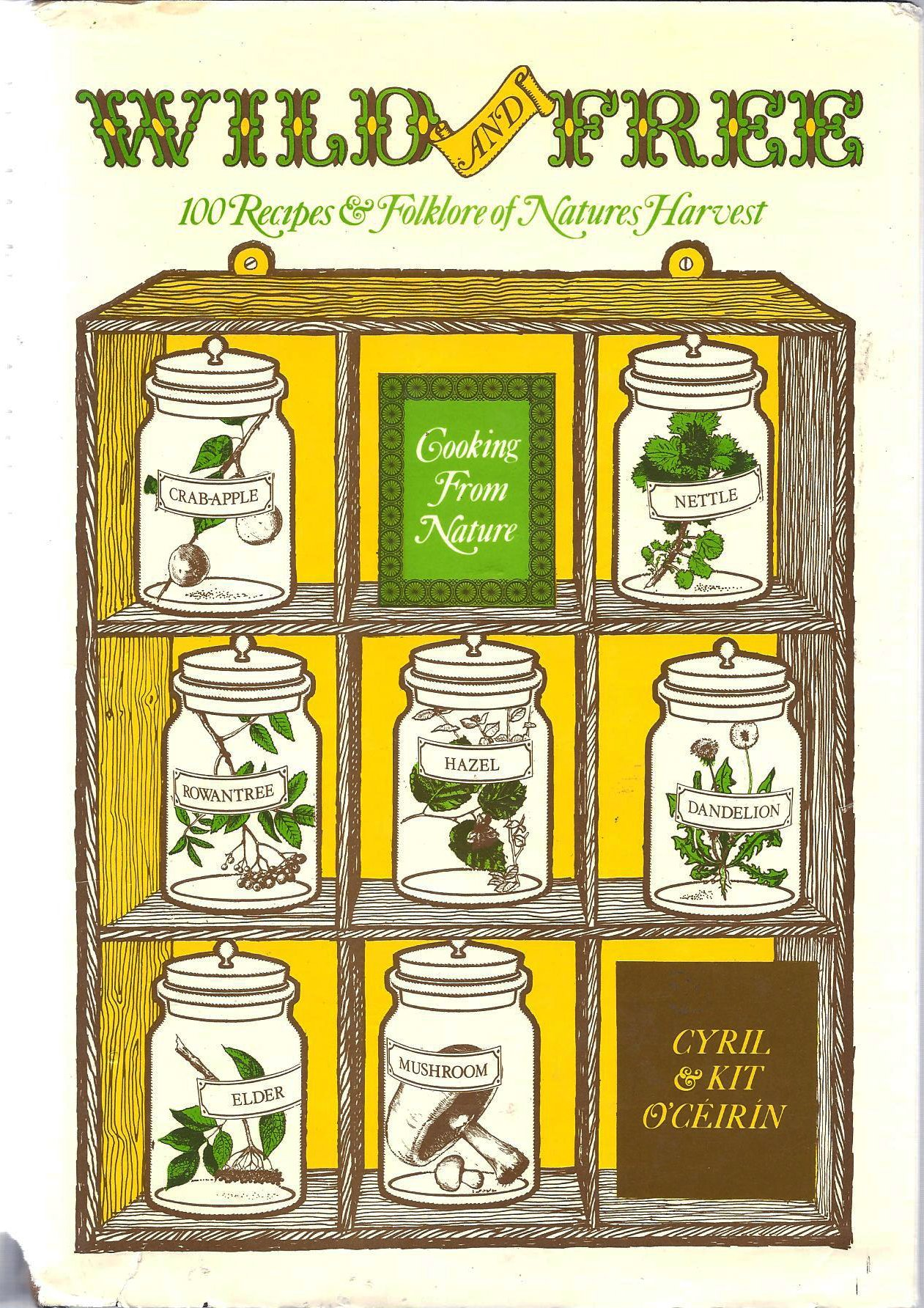 Wild and free: Cooking from nature, O Ceirin, Cyril