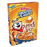 Frosted Flakes Pumpkin Spice Cereal, 10 Oz